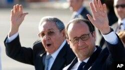 Los gobiernos de Francia y Cuba, y los acreedores de La Habana en el Club de París han condonado la deuda cubana.