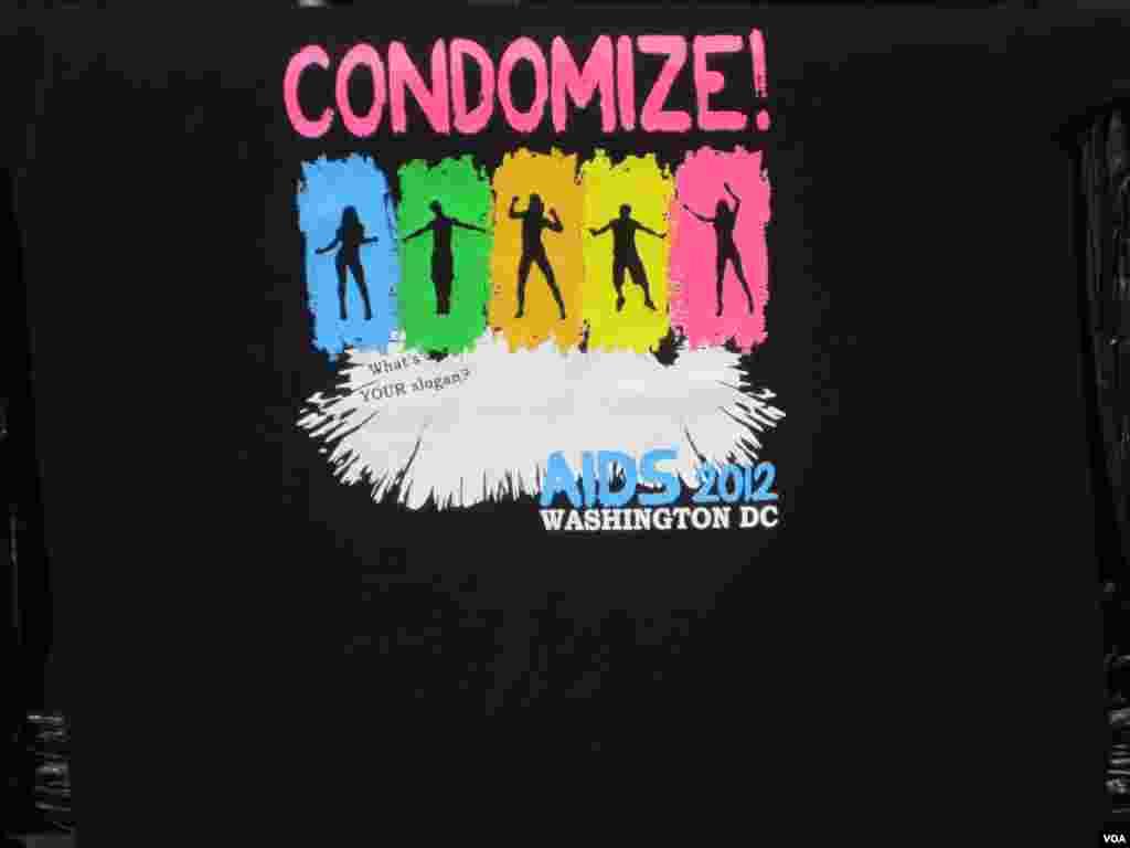 Conférence internationale sur le SIDA à Washington du 22 au 27 juillet 2012
