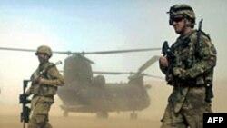 NATO qoşunları