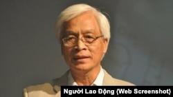 Giáo sư Chu Hảo.