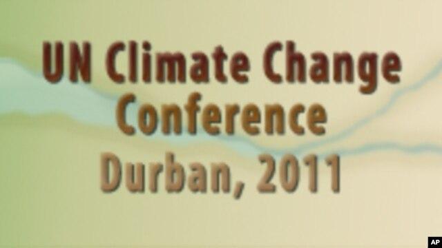 UN Climate Change Conference, Durban 2011