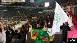 Wêneyek ji kongreya HDP ya li Stenbolê