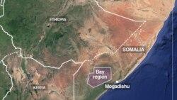 Al-Shabaab gaarren Somaalee naannoo Barii keessatti ISIS jabeessee loluutti jira