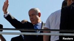 PM Israel Benjamin Netanyahu berangkat ke AS untuk 'mengimbangi' upaya diplomatik oleh Presiden baru Iran (foto: dok).