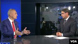 Intervistë me Presidentin Ilir Meta