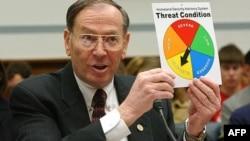 США откажутся от цветовой шкалы террористических угроз