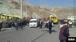 تاکنون اعلام شده ۸ نفر در این حادثه کشته شده و دستکم ۲۸ نفر زخمی شدهاند.