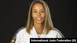 Taciana Lima Cesar - judoca Campeã da Guiné-Bissau