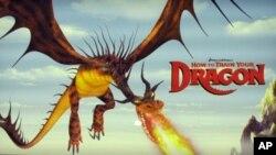 'Kako trenirati vlastitog zmaja' - nova avantura iz studija DreamWorks Animation