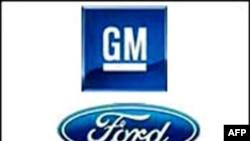 GM cho biết số bán trong nước giảm 25% so với tháng 8 năm ngoái, Ford cũng bị giảm 11%, riêng Chrysler loan báo doanh số của họ tăng 7% trong tháng 8