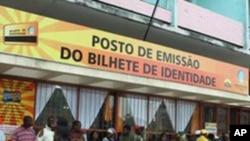 Posto de emissão de Bilhete de Identidade (Foto de Arquivo)