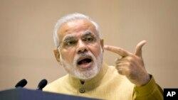 PM India, Narendra Modi melakukan lawatan resmi pertama ke Arab Saudi (foto: dok).