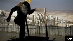 Строительство поселений на Западном берегу реки Иордан
