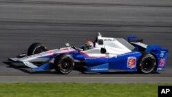 Honda de Justin Wilson