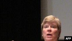 Помощник госсекретаря США Роуз Геттемюллер