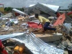 Duas mil familias desalojadas em situação dramática - 2:41
