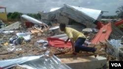 Demolições anteriores Luanda Viana
