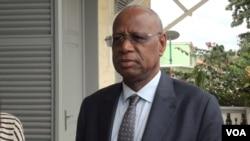 Abdoulaye Bathily, représentant du secrétaire général des Nations unies en Afrique centrale, à Libreville.
