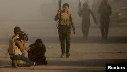 بیشترین مرگ روزنامه نگاران در مناطق جنگی بوده است.