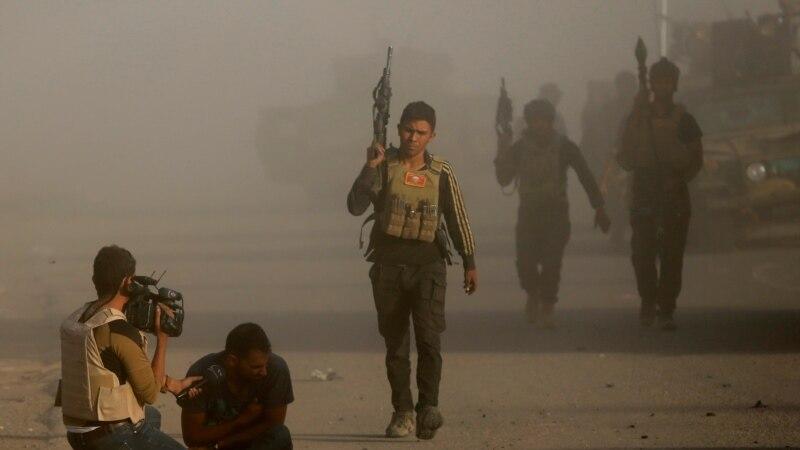 د عراق ځواکونه موصل ته ننوتل خو داعش قوي مقاومت کوي