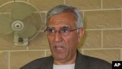 ທ່ານ Ghulam Haider Hamidi ເຈົ້າຄອງກໍາແພງເມືອງກັນດາຮາ ຂອງອັຟການີສຖານທີ່ຖືກສັງຫານ. ວັນທີ 27 ກໍລະກົດ 2011