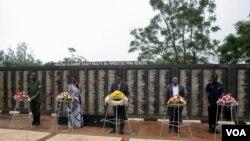 Rwanda - Kwibuka