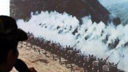 ازسرگیری مانور توپخانه ای کره جنوبی