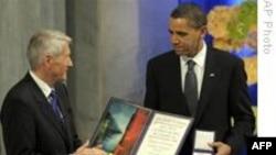 Lễ trao giải Nobel năm 2009 tại Stockholm