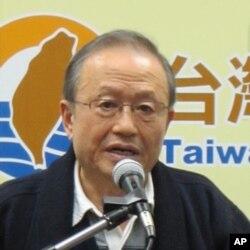 台灣投資中國受害者協會理事長 高為邦