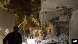 လစ္ဗ်ားေခါင္းေဆာင္ကုိ ပစ္မွတ္မထားေၾကာင္း NATO တပ္ဖဲြ႕ ျငင္းဆုိ