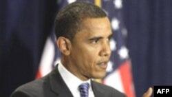 Разговор президентов Обамы и Сулеймана