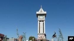 叙利亚反政府继续举行抗议活动