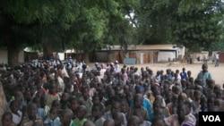 Irin yaran da rikicin Boko Haram ya hanasu samun ilimi