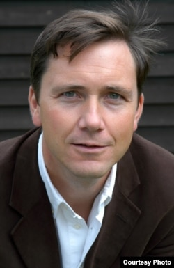 """""""传统基金会""""资深经济研究员理查德·里弗斯(Richard Reeves)"""
