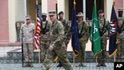نیروهای آموزش دهنده جدید از آمریکا در افغانستان