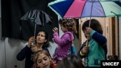 یک سوم پناهجویان گیرمانده در کشورهای ترانزیتی اروپا را کودکان تشکیل میدهند