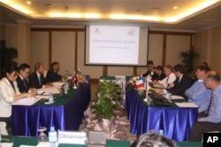 ກອງປະຊຸມເພື່ອກະກຽມກອງປະຊຸມ ASEM ຄັ້ງທີ 9 ທີ່ໄດ້ຈັດຂຶ້ນ ໃນເດືອນກໍລະກົດ, 2012