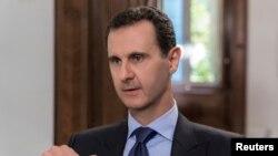 شام کے صدر بشار الاسد (فائل فوٹو)