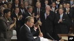 John Boehner, novi predsjedatelj Zastupničkog doma