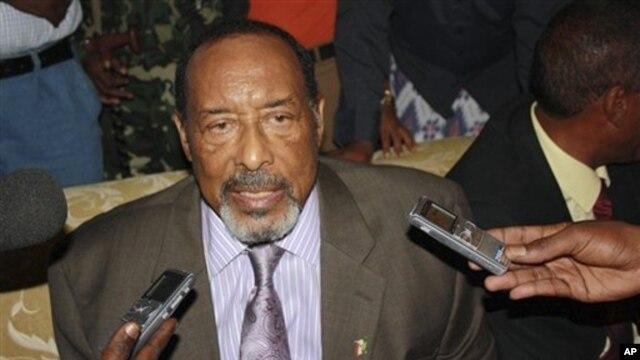 Madaxweynaha Somaliland Axmed Maxamed Siilaanyo