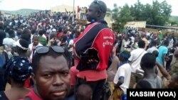 Manifestations de soutien à Ras Bath