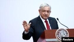မကၠဆီကို သမၼတ Andres Lopez Obrador