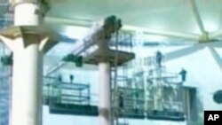 Иран засилено процесира ураним