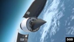 美國曾經研發的一款高超音速模擬器(美國國防部)
