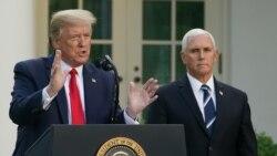 Potpredsjednik Mike Pence uvijek je uz Donalda Trumpa