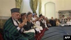 Hamid Karzay Tolibon yetakchilari bilan yuzma-yuz uchrashuvga tayyor