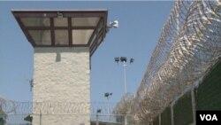 关塔那摩湾美军监狱(资料照)