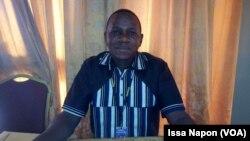 Ousseny SAWADOGO, Responsable vidéothèque, à Ouagadougou, au Burkina, le 2 mars 2017. (VOA/Issa Napon)