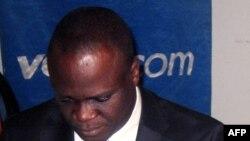 Ministre ya ESPT, kelasi ya masano elongo nse, ya kati mpe ya technique na RDC, Kinshasa, 21 avril 2008.