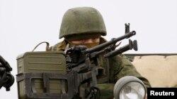 Nga triển khai lực lượng quân sự ở Crimea để thực hiện điều nước này nói là 'bảo vệ công dân và quyền lợi' của nước này ở đây.